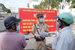 TP Hồ Chí Minh: Xuất hiện những vùng xanh hy vọng, nhiều cơ hội cuộc sống trở lại bình thường sau ngày 15/9