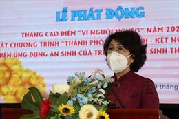 TP Hồ Chí Minh: Bổ sung 3 gói hỗ trợ người dân trên ứng dụng An sinh