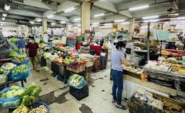 TP Hồ Chí Minh siết chặt quản lý hoạt động tự phát xung quanh 3 chợ đầu mối