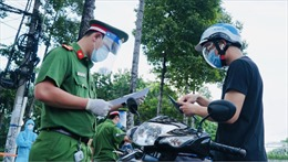 TP Hồ Chí Minh: Bắt giữ nhiều tội phạm sau khi nới lỏng giãn cách xã hội