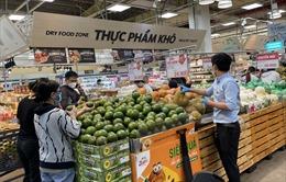 TP Hồ Chí Minh: Siêu thị, cửa hàng tiện lợi ngày đầu mở cửa đón khách