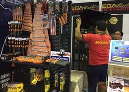 Nhiều ngành hàng mới và hợp đồng được ký kết tại Hội chợ thương mại quốc tế Việt Nam