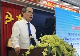 TP Hồ Chí Minh ứng dụng công nghệ dự báo tình hình kinh tế xã hội