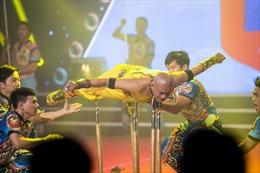 Nghệ sĩ xiếc kungfu Minh Nhật trở thành quán quân Kỳ tài lộ diện 2018