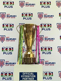 Cúp vàng AFF Suzuki Cup 2018 đến TP Hồ Chí Minh đúng ngày diễn ra trận Việt Nam- Lào