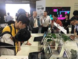 Hàng loạt sản phẩm Asus 'khủng' được trưng bày tại 'Siêu triển lãm công nghệ'