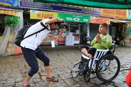 Ngày hội chụp ảnh chân dung cho người khó khăn