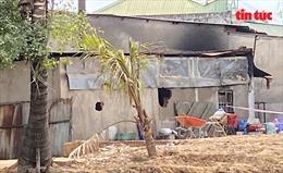Chính quyền và người dân hỗ trợ gia đình các nạn nhân trong vụ cháy làm 6 người chết