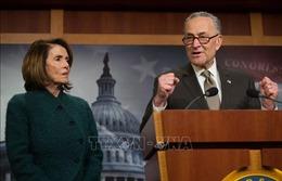 Phe Dân chủ Mỹ tìm cách nối lại hoạt động của chính phủ