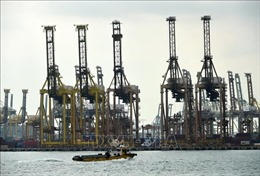 Căng thẳng thương mại Mỹ - Trung có thể khiến kinh tế Singapore tăng trưởng chậm lại
