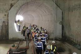 Đẩy nhanh tiến độ tuyến metro số 1 Bến Thành - Suối Tiên