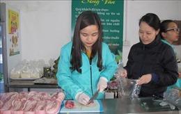 Cửa hàng nông sản an toàn, siêu thị 'miễn nhiễm' với dịch tả lợn châu Phi