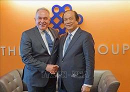 Các tập đoàn Mỹ đánh giá tích cực về môi trường đầu tư tại Việt Nam