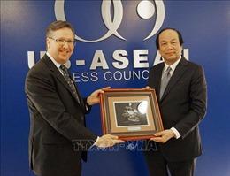 Hội đồng Kinh doanh Mỹ - ASEANsẽ tiếp tục là đối tác tin cậy của Việt Nam