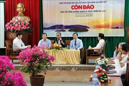 Tìm giải pháp bảo tồn, phát huy các giá trị di tích quốc gia đặc biệt Côn Đảo