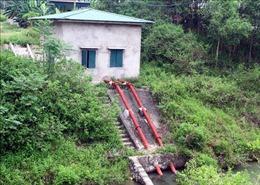 Trạm bơm nước 8 năm xây dựng vẫn chưa thể sử dụng