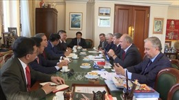 Tăng cường quan hệ hợp tác giữa hai Đảng Cộng sản Việt Nam và LB Nga