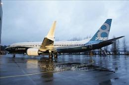 Sự cố 737 MAX kéo sụt số lượng máy bay Boeing chuyển giao cho khách hàng