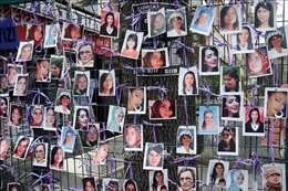 137 phụ nữ bị sát hại mỗi ngày do bạo lực gia đình