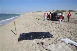 Hải quân Libya giải cứu 89 người di cư bất hợp pháp
