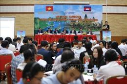 Diễn đàn Thương mại và Đầu tư Việt Nam-Campuchia 2019 cập nhật nhiều chính sách mới