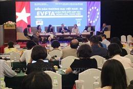 Thúc đẩy hợp tác thương mại – đầu tư giữa Việt Nam và EU
