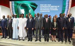 Ước mơ một châu Phi không còn nghèo đói