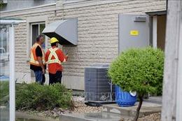 Rò rỉ khí đốt tại khách sạn ở Canada, 46 người nhập viện
