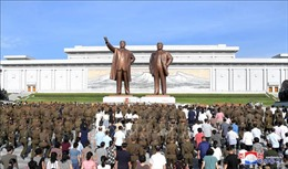 Triều Tiên kỷ niệm 25 năm ngày mất của lãnh tụ Kim Nhật Thành