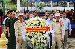 Cộng đồng người Việt tại Lào tổ chức Đại Lễ cầu siêu tri ân các anh hùng liệt sĩ