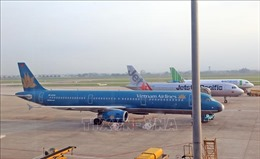 Sân bay Cát Bi điều chỉnh khai thác các chuyến bay do bão số 2