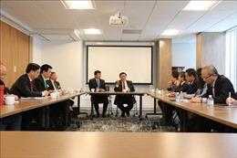 Việt Nam – Mỹ tăng cường hợp tác nghiên cứu tư vấn chính sách và chia sẻ tri thức