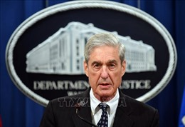Cựu Công tố viên đặc biệt R.Mueller điều trần trước Quốc hội Mỹ