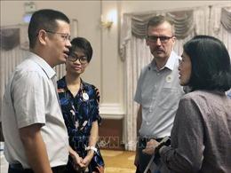 Khởi động Chương trình thúc đẩy phát triển điện mặt trời mái nhà tại Việt Nam