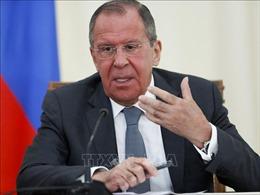 Nga kêu gọi giải quyết khủng hoảng tại Venezuela bằng đối thoại trực tiếp