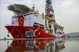 Mỹ và Ai Cập yêu cầu Thổ Nhĩ Kỳ ngừng hoạt động thăm dò dầu khí ở ngoài khơi đảo Cyprus