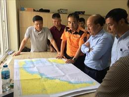 Tạm dừng cứu hộ 9 ngư dân mất tích gần đảo Bạch Long Vỹ