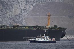 Iran chỉ trích vụ Anh bắt giữ tàu chở dầu tạo tiền lệ nguy hiểm