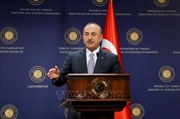 Thổ Nhĩ Kỳ không nhất trí với Mỹ về vùng an toàn ở miền Bắc Syria
