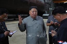Nhà lãnh đạo Kim Jong-un viếng nghĩa trang liệt sĩ chiến tranh Triều Tiên
