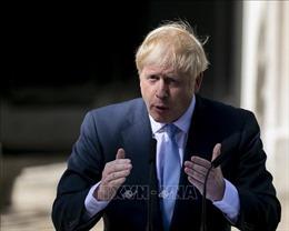 Uy tín đảng Bảo thủ tăng sau khi ông Boris Johnson trở thành Thủ tướng Anh