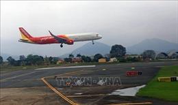 Máy bay Vietjet đi nhầm vào đường lăn tạm dừng khai thác