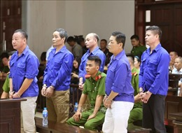 Mở lại phiên tòa xét xử Hưng 'kính' trong vụ bảo kê chợ Long Biên, Hà Nội