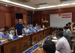 Giải quyết tồn tại liên quan đến dự án cao tốc Đà Nẵng - Quảng Ngãi