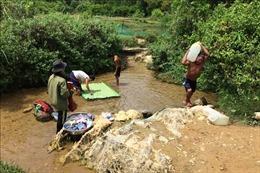 Nhiều hồ thủy điện, thủy lợi ở Thừa Thiên - Huế cạn kiệt nguồn nước