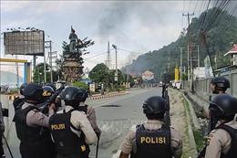 Indonesia: Tình hình bạo loạn ở Papua đã được kiểm soát