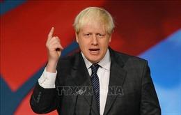 Thủ tướng Anh kêu gọi bầu cử sớm vào ngày 14/10