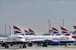 Hãng hàng không British Airways tiếp tục hủy bay nội địa ngày 27/9 vì đình công