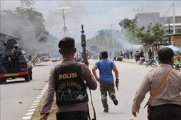 Có sự can dự của 'thế lực nước ngoài' vào việc kích động biểu tình bạo lực tại Indonesia?