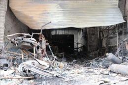 Cháy nhà trong đêm tại Hải Dương, 2 mẹ con thiệt mạng thương tâm